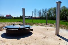 Zbiornik hydroforni podziemnej