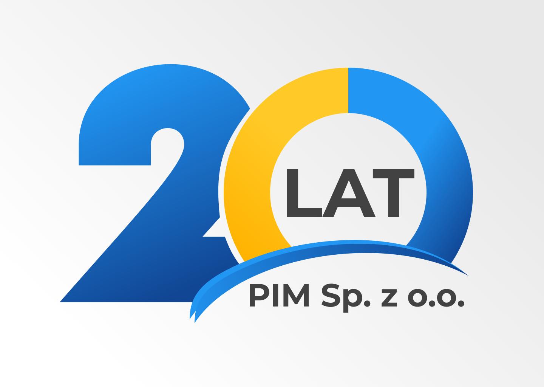 20 lat działalności PIM